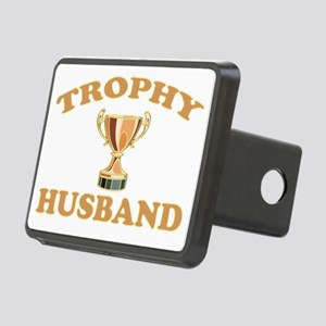 TROPHYHUSBAND Rectangular Hitch Cover