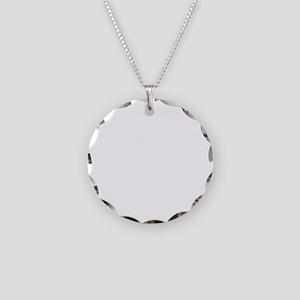 bullseye2 Necklace Circle Charm