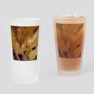 Tigers Aura Drinking Glass