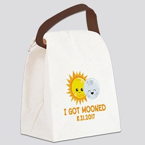 Funny Solar Eclipse | I Got Moone Canvas Lunch Bag