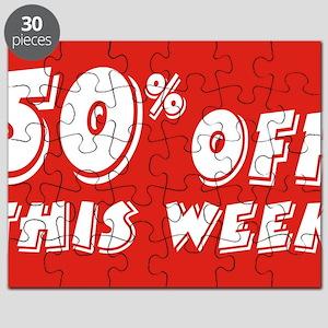 50% week Puzzle
