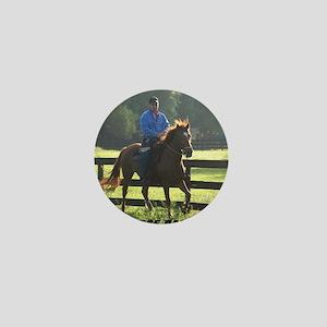 IRON HORSE PASO FINOS STARDAVID Mini Button