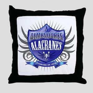 AlmendaresShield_Dark Throw Pillow
