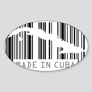 MIC_Barcode_Light Sticker (Oval)