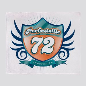 Perfecville72_light Throw Blanket
