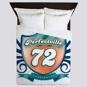 Perfecville72_light Queen Duvet