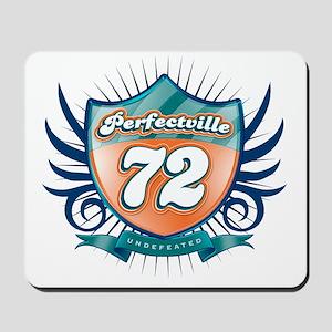 Perfecville72_Dark Mousepad