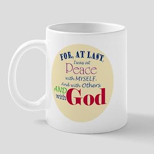 Sober PEACE Mug