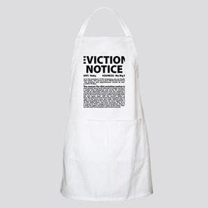 Baby Eviction Notice Apron