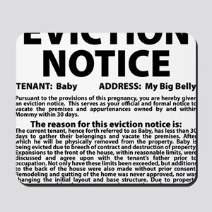Baby Eviction Notice Mousepad