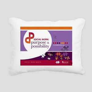 2009SWMPoster Rectangular Canvas Pillow
