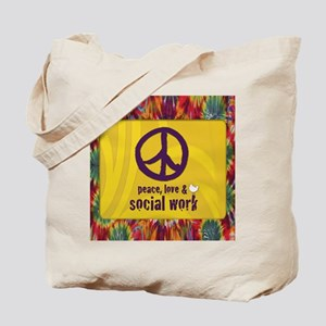 PeaceCalendar Tote Bag