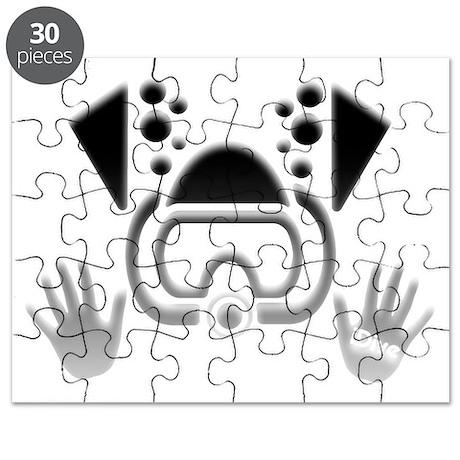 IDIVE BW 2010 4DRK Puzzle