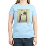 Oh Cubicle Sweet Cubicle Women's Pink T-Shirt