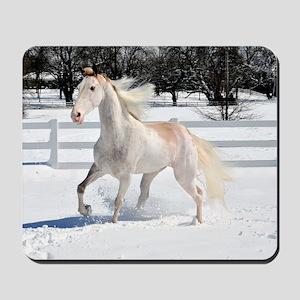 Horse_large_framed Mousepad
