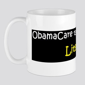 obamacare taxed till you die Mug