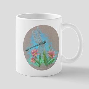 Mug (small) Dragonfly