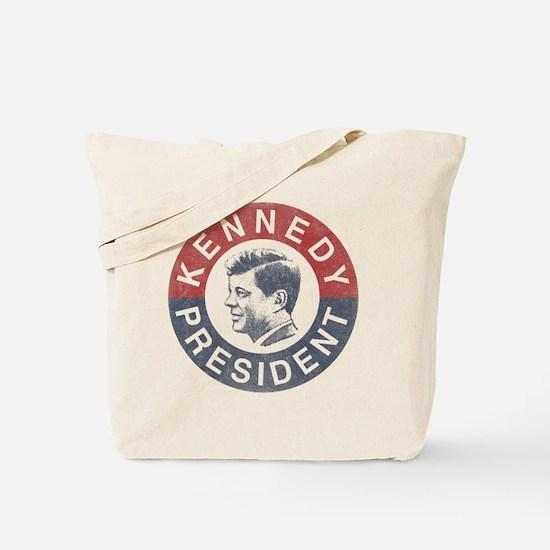 kennedypresident1960-nobg copy Tote Bag