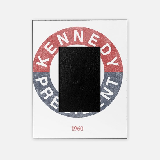 kennedypresident1960 copy Picture Frame