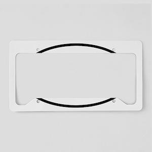 New Sprint Oval logo License Plate Holder