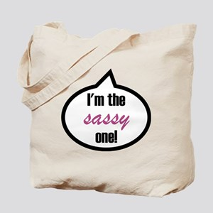 Im_the_sassy Tote Bag
