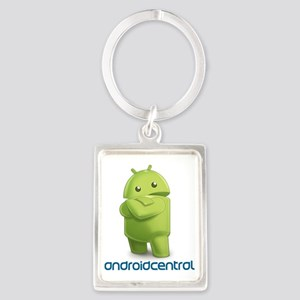 Android Central Portrait Keychain
