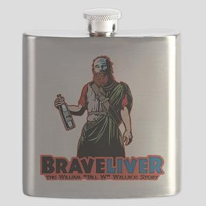 brave-liver-T Flask