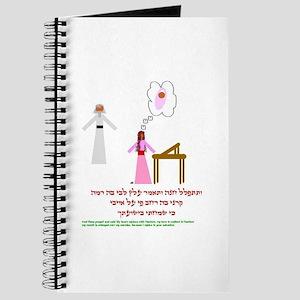 Hana, Samuel's mother Journal