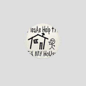 please_help_ty Mini Button