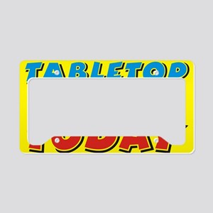 tabletop sale today License Plate Holder