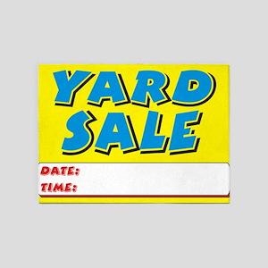yard sale dt 5'x7'Area Rug