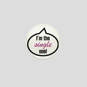 2-Im_the_single Mini Button