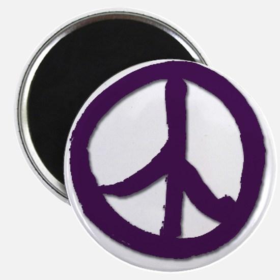 PeaceSignTshirtLARGE Magnet