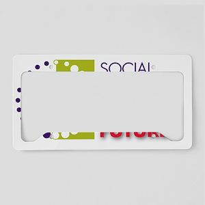 2011SWMLogo-Large License Plate Holder