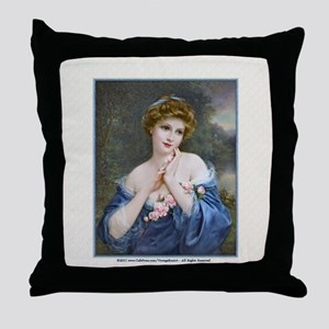 1-JAN -KAVEL -3 Throw Pillow