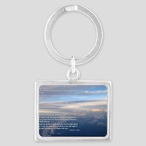 sky_new Landscape Keychain