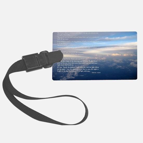 sky_new Luggage Tag