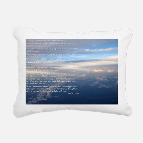 sky_new Rectangular Canvas Pillow