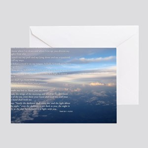 sky_new Greeting Card