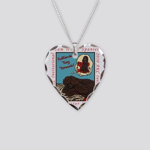 2010 IWS Logo Final 300 Necklace Heart Charm