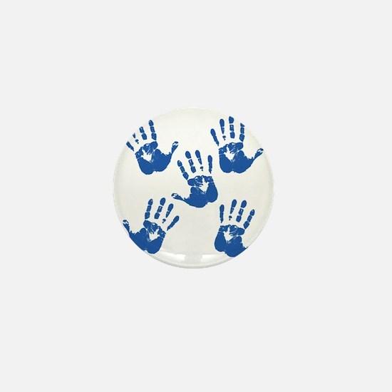 handprintBack Mini Button
