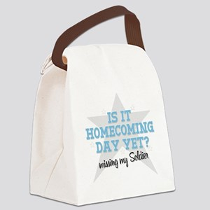 homecoming3 Canvas Lunch Bag