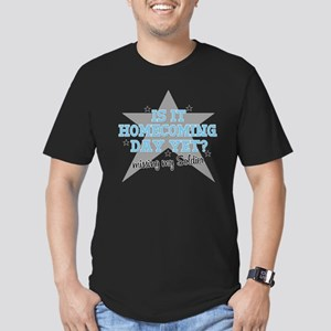 homecoming3 Men's Fitted T-Shirt (dark)