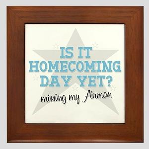 homecoming4 Framed Tile
