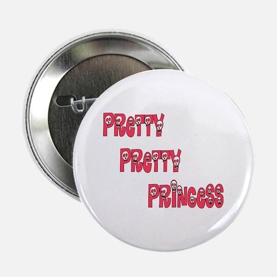 Pretty Pretty Punk Rock Princ Button