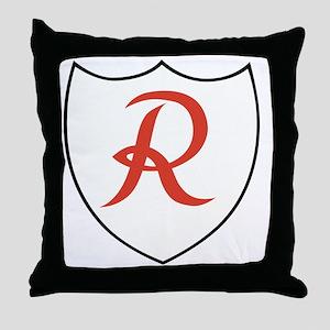 jg2_Richthofen_Jagdgeschwader Throw Pillow
