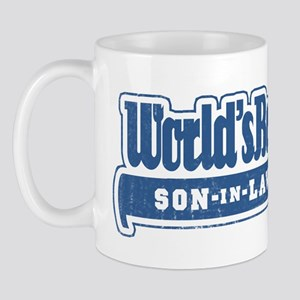 """World's Best Son-in-Law"" Mug"
