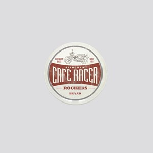 Vintage Cafe Racer Mini Button