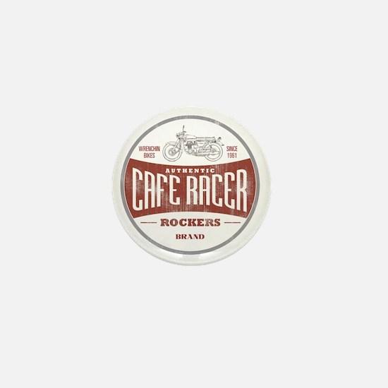 Vintage Cafe Racer Mini Button