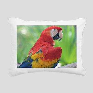 Copy of IMG_4828 Rectangular Canvas Pillow